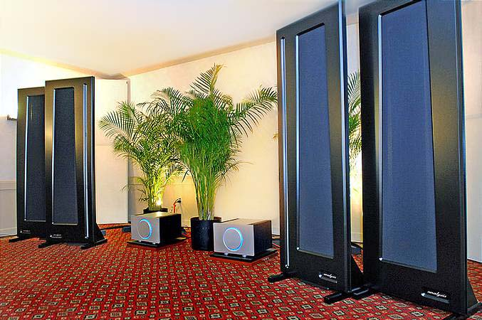Planar Loudspeakers ORION